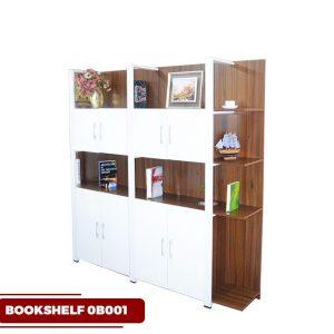 BOOKSHELF 0B001