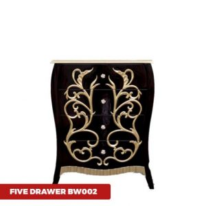 FIVE DRAWER BW002