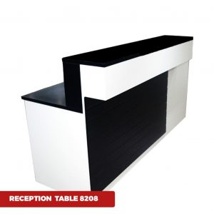 RECEPTION TABLE 8208