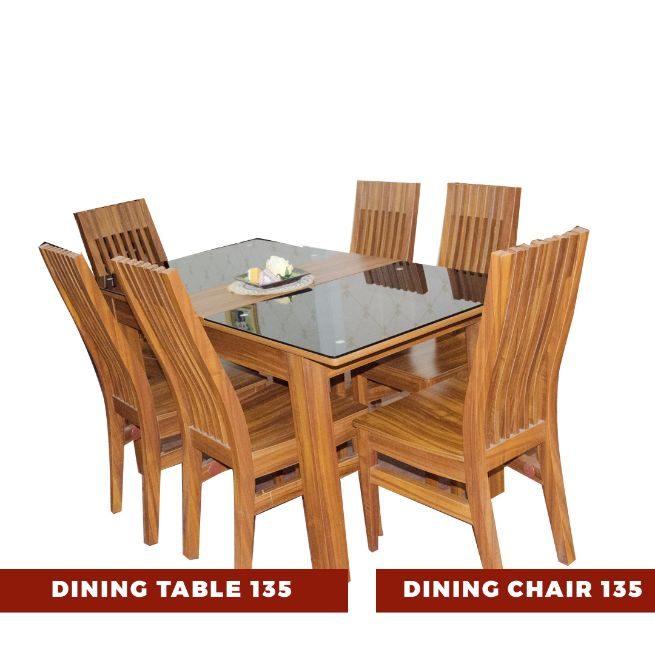 DINING TABLE 135