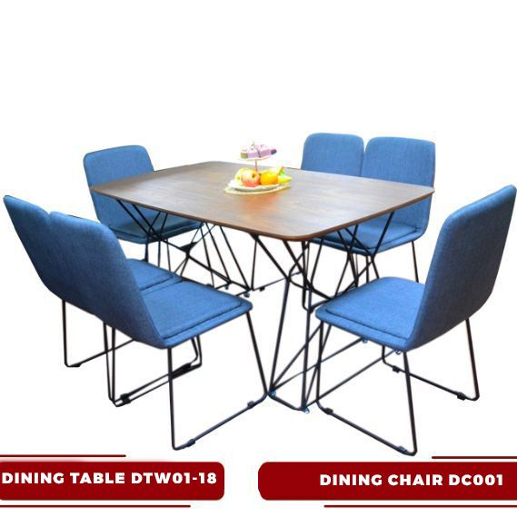 DINING TABLE DTW01-18