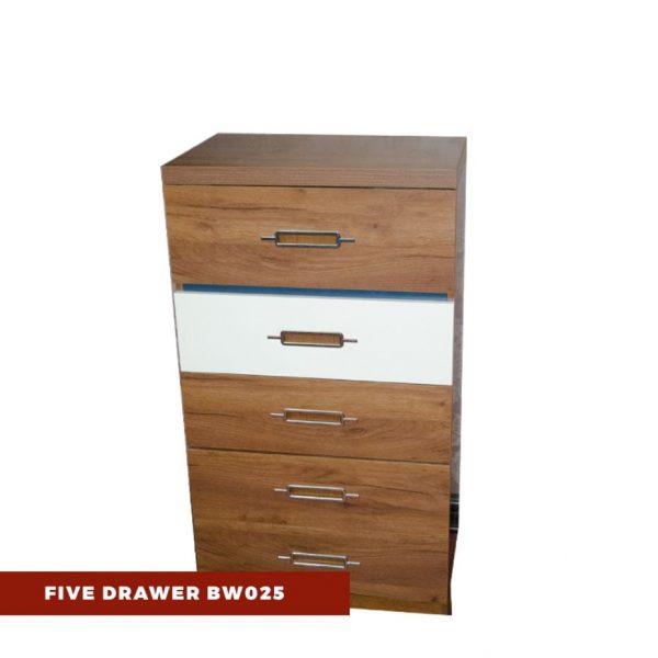FIVE DRAWER BW025