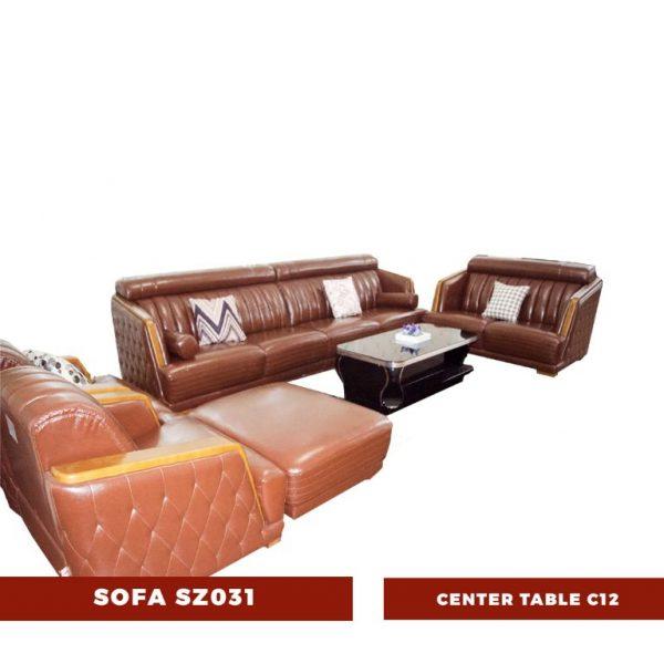 SOFA SZ031 BROWN