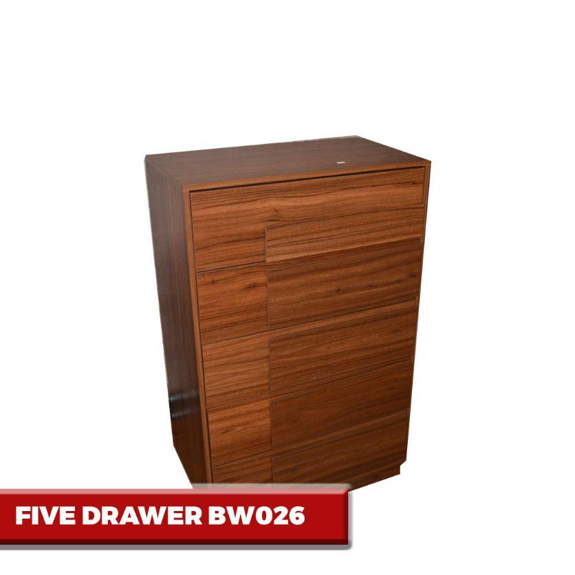 FIVE DRAWER BW026