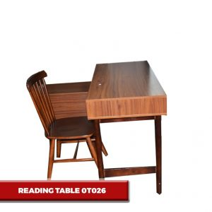 READING TABLE 0T026 2